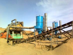 矿山吸尘设备