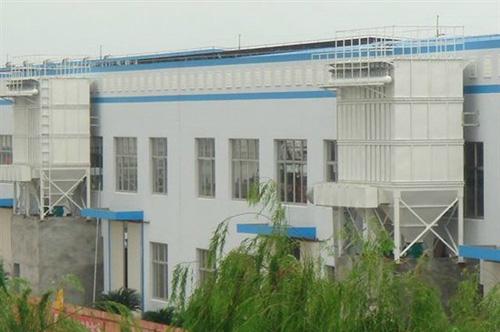 上海永嘉集团生产的布袋除尘器