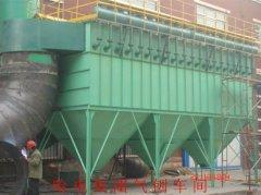 哈尔滨电机厂气刨车间除尘系统