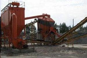 石子厂除尘器
