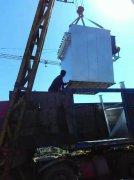 2016年4月另一套不锈钢除尘器发货中
