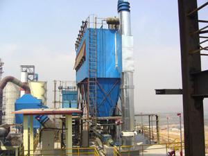 PPC型气箱脉冲除尘器