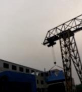 17年6月13日mc-200布袋除尘器发往山东